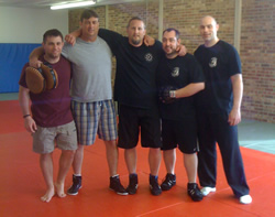 Jun 2010 Close Quarter Combative Workshop